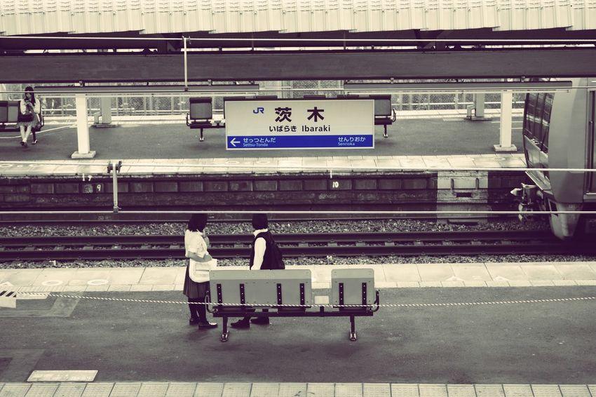 Frist sight when I get Irabaka Hello World Taking Photos Japan