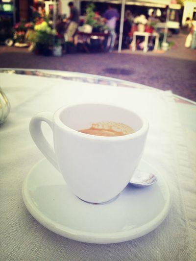 Espresso am Marktplatz La Dolce Vita Ein bisschen Worklifebalance muss sein