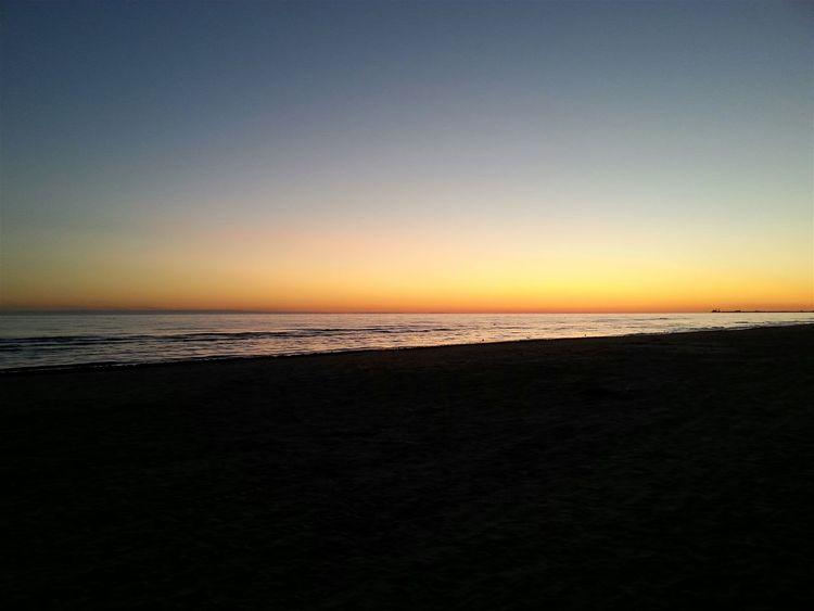 The Great Outdoors - 2015 EyeEm Awards Beach Sea Beautiful Sunset