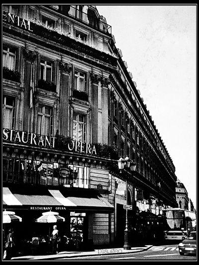 Paris Palais Garnier Fortheloveofblackandwhite Tadaa Community