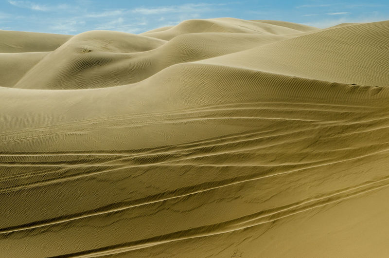 Arid Climate Backgrounds Beauty In Nature Day Desert Nature No People Outdoors Sand Sand Dune Scenic Sky Tranquility