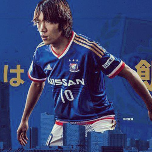 Shunsuke Nakamura 🙌 Nakamura Japan Yokohama Adidas Football Marinos Idolo Genio Figura