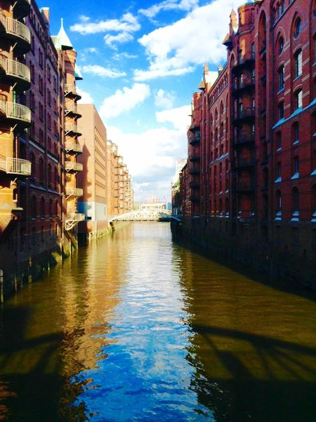 Hamburg Ilovehamburg Hamburg Speicherstadt Taking Photos Hello World Check This Out Amazing Architecture