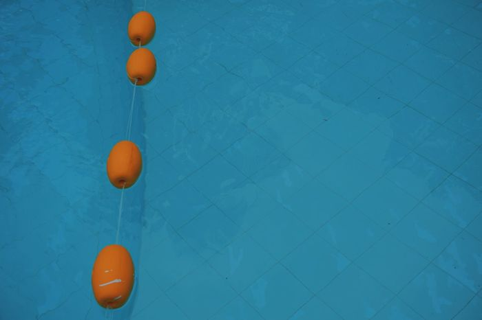 EyeEm Selects Pool Swimming Pool Blueandyellow Yellowandblue Water Poolwater