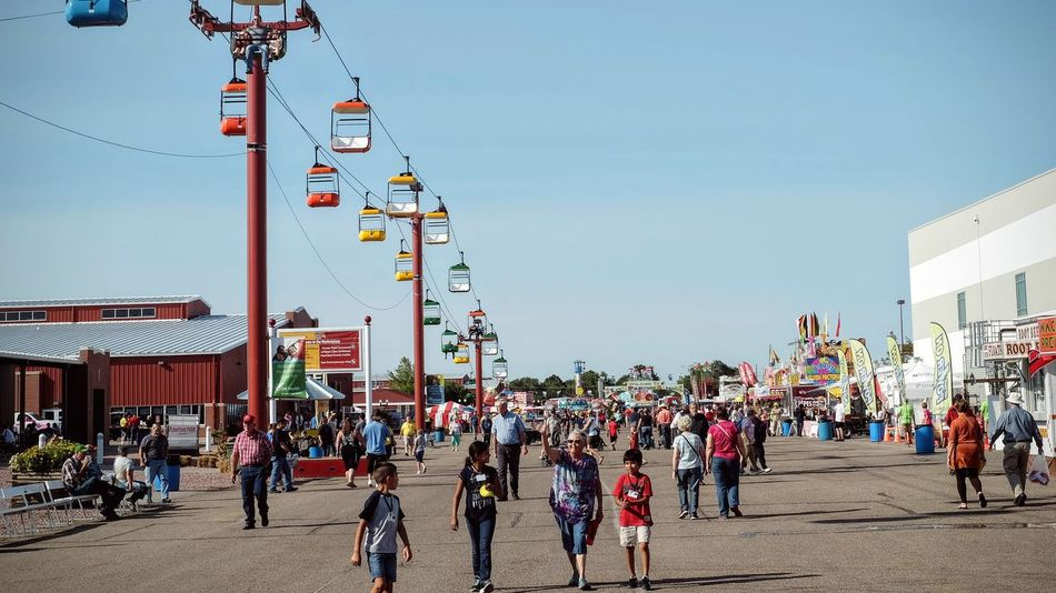 Nebraska State Fair August 2016 Grand Island, Nebraska Americans Camera Work Color Photography Crowd Cultures Destination Eyeemphoto Fairground FUJIFILM X-T1 Fujinon 35mm 1.4 Getty Images Large Group Of People MidWest Nebraska Peoples Of The World Photo Essay Real People Skilift Small Town Stories Small Town USA State Fair Streetphotography Summertime Tourism Weekend Activities