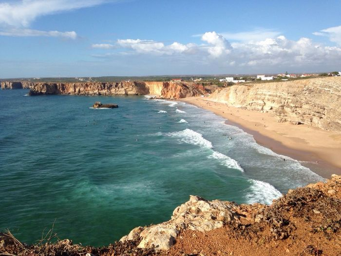 Surfing location Portugal First Eyeem Photo