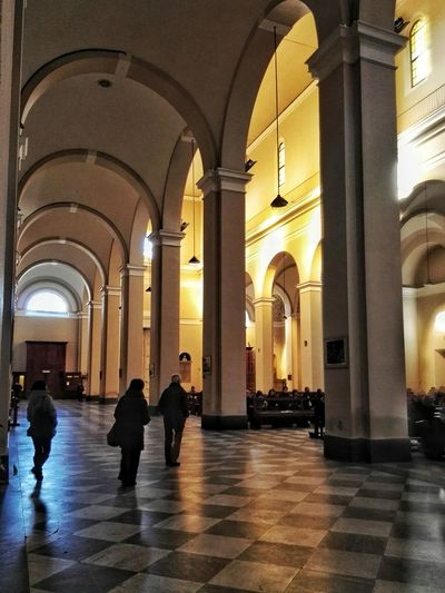 Arch Architectural Column Architecture Large Group Of People History Inside Church People And Places Religion Spirituality Livorno Place Of Worship Real People People Church Architecture Church Architecture