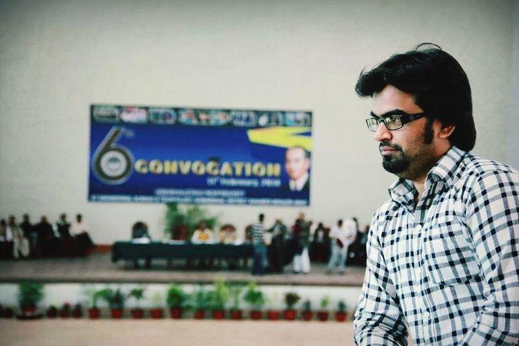 Portrait Thats Me  Convocation University