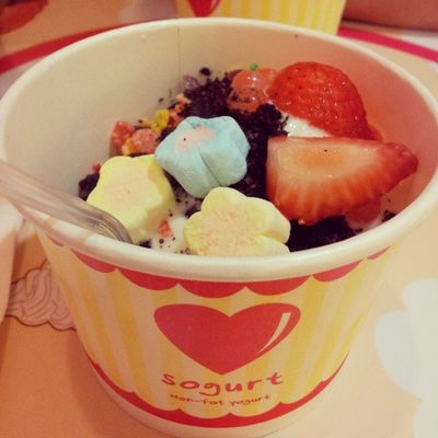 One more time. More love. Sogurt