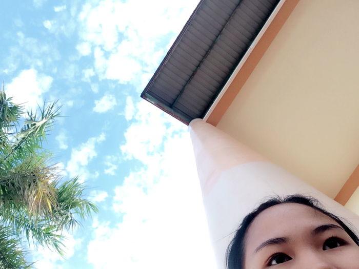 At RMUTT มหาวิทยาลัยราชมงคลธัญบุรี First Eyeem Photo