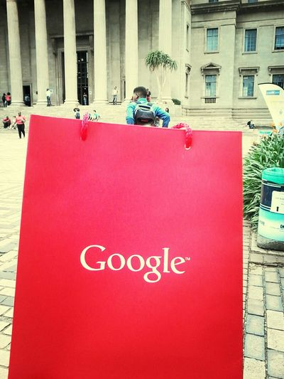 Thank you to GoogleWits for the gift :) Ilovegoogle