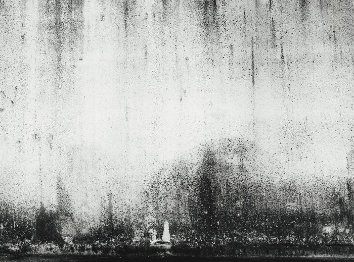 History of rain Outdoors Rain Decay Urban Photography Blackandwhite Urban Landscape Textur Wall Black Ink Dirty Lost Abstract Abstract Art Findit Seeit
