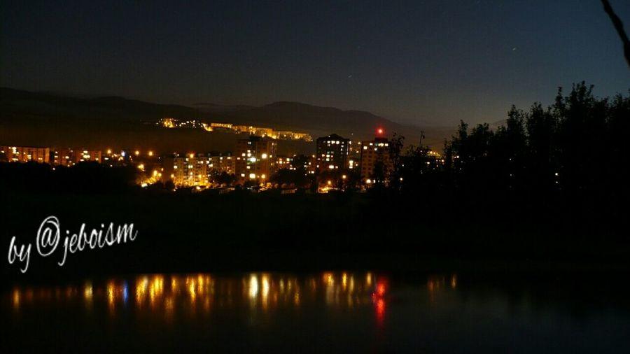 Night Streetphotography Sky Landscape Exploring Taking Photos Night Lights Buildings My Town Long Exposure Skyporn Bardejov