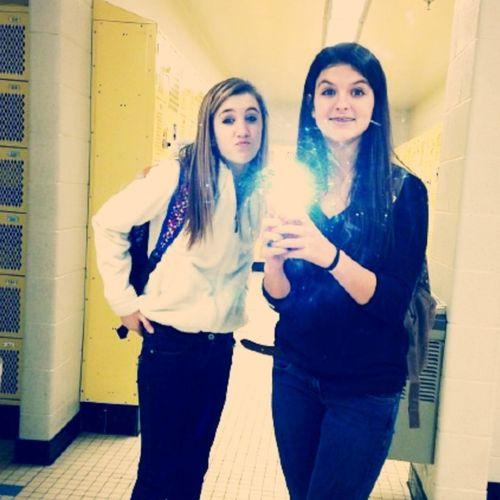 Me And Juliane ! ✌