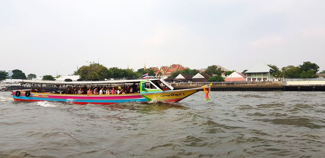 Nautical Vessel Water Beach Sand Sea Multi Colored Sky Outrigger Fishing Boat Trawler Moored Boat Longtail Boat