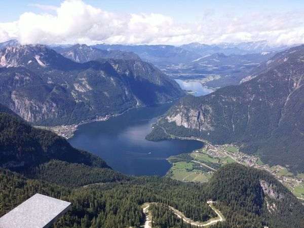 View Landscape Austria Traveling Tha World