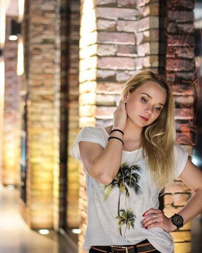 Good morning! Belarus Grodno Nature Girl Spring беларусь Природа гродно девушка блондинка фото