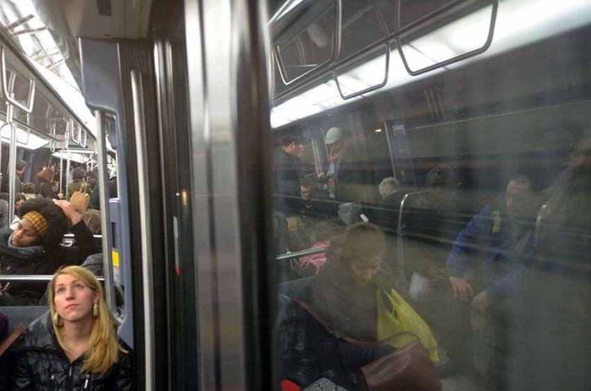 subway at PARIS Subway