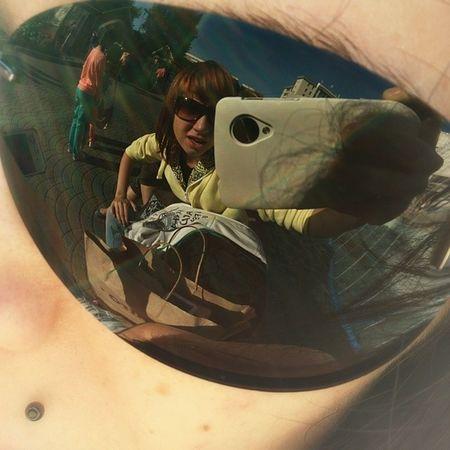 Selfie Throughtheglass