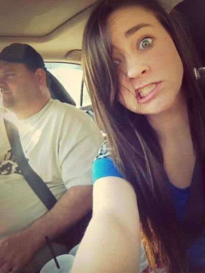 Hehe daddy and myself. We cray.
