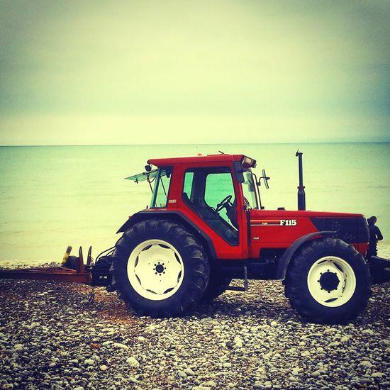Topgear Sea Tractor Beach Beachphotography Fun