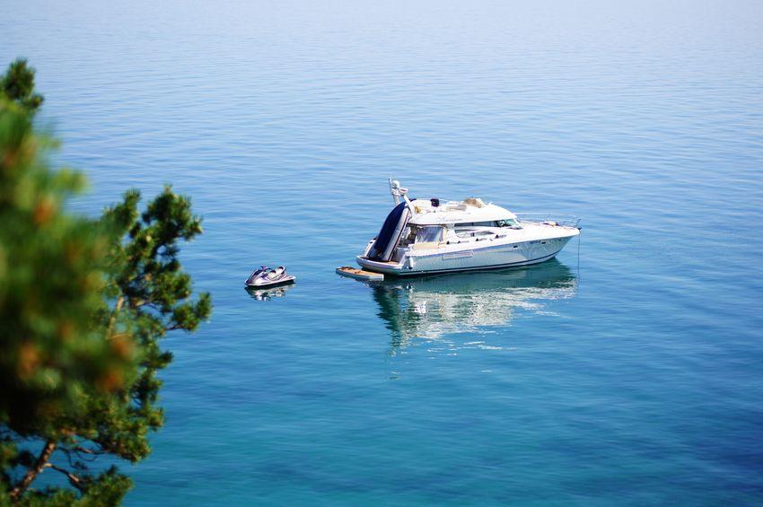 Озеро Байкал голубоеозеро катер путешествие Lake Baikal Life Travel