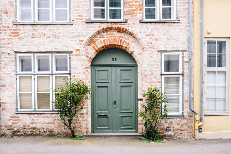 Architecture Building Exterior Built Structure Cultures Day Door Doorway Entrance Façade History House Luxury No People Old-fashioned Outdoors Residential Building Window