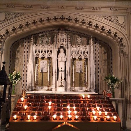 Catholic Church Church Inside Church NYC Nyc Chur St Pats Cathedral