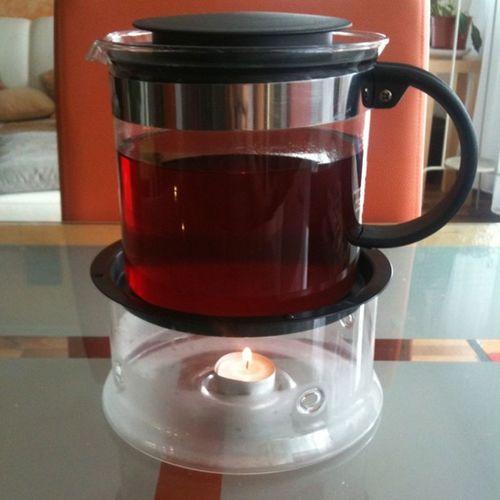 Teekanne+Stövche