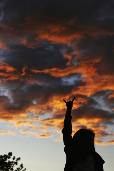 Sunset Sky Silhouette Cloud - Sky Outdoors Statue Cloudscape Mythology Dramatic Sky Nature Stag Heaven Night No People Beauty In Nature Sculpture Amature Photography Sunset_collection Nature Photography Nature_collection Real People Amaturephotography Beauty In Nature Amatuer Photographer Portrait