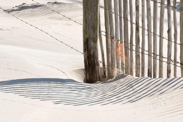 Geometrie Geometry In Nature Highkey Licht Und Schatten Sand Strand Strukturen Zaun