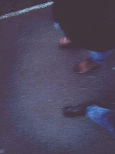 Walking Around Grunge Style Tumbrl Blackandwhite