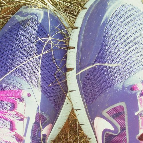 just love my Nike Free... aww best shoes ever.. yaayoo Powerwalking Loveit Shoes Dammitimhot !