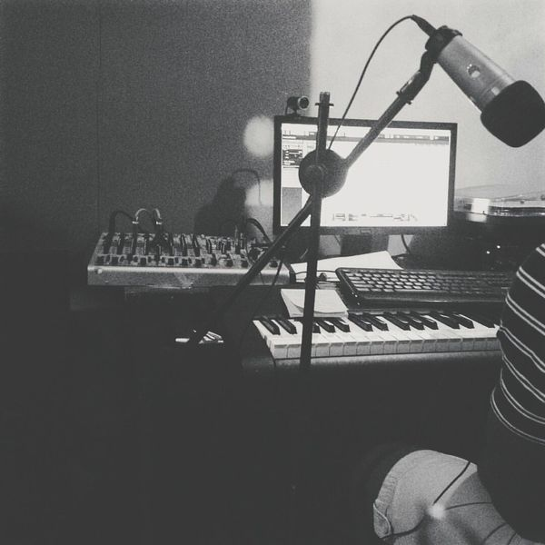 Studio Music Sound Mixer Musical Evening Dark Photography Abstract Recording Cubase Love