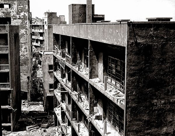 Architecture Blackandwhite Beauty Of Decay Urbex