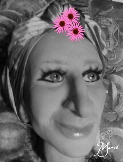 black and white edit Blackandwhite Portrait Taking Photos Dolls Woman Handmade By Me Eye4photography  Artdolls