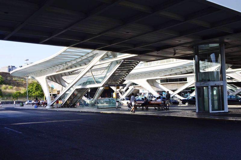 Estação de autocarros 🚌 Oriente #world #europe #portugal #lisbon #lisboa #oriente #vascodagama #centrovascodagama #beautiful #beauty #goodvibes #goodlife #goodplace #portuguese #portugueseplaces