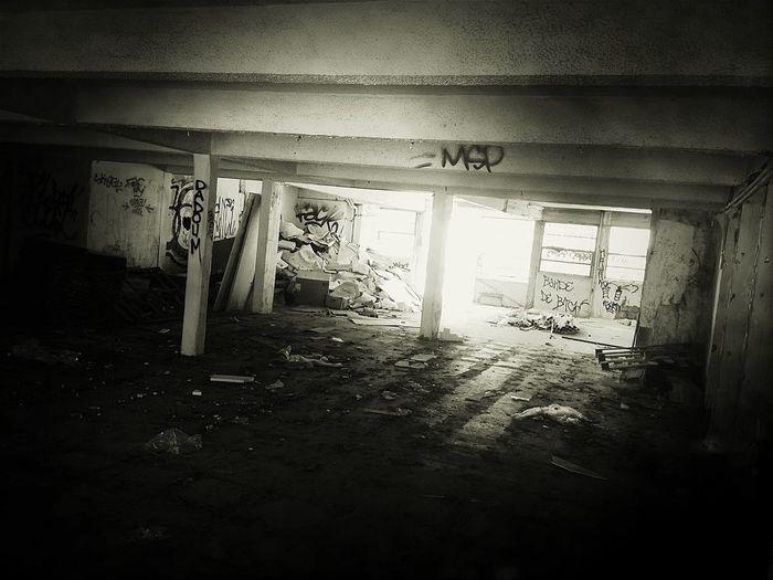 Desolation Blackandwhite