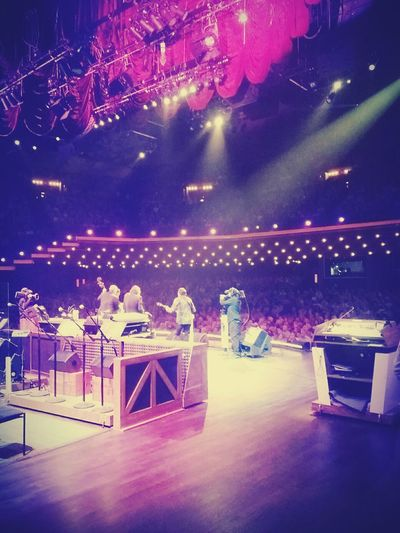 Amazing night backstage at the Opry - thanks for having me! Nashville Countrymusic  Grandoleopry