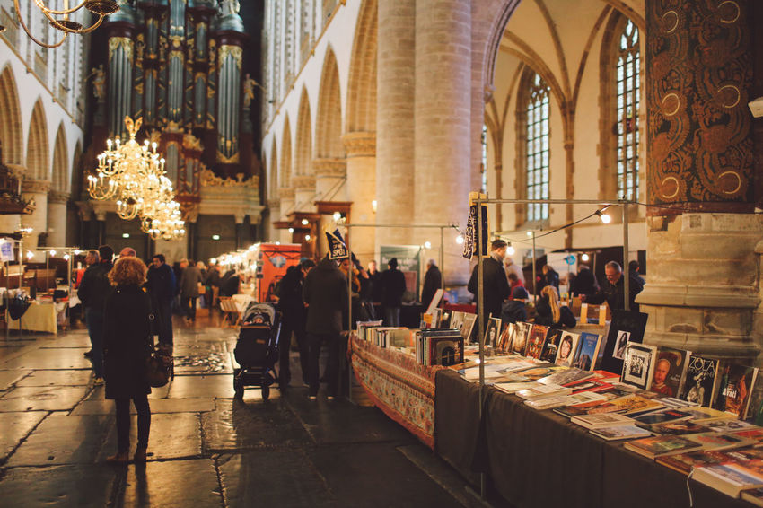 Adult Adults Only Architecture Church Day Illuminated Indoors  Large Group Of People Market Men People Place Of Worship Travel Travel Destinations Winter