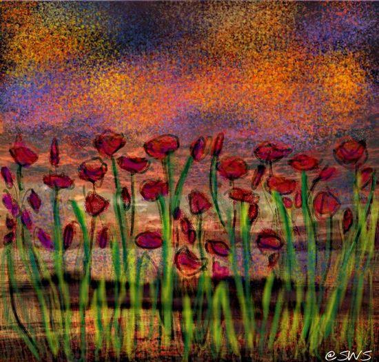 Amapola Flower Coquelicot Amapolas Eye4photography  My Painting Flowers Amapola #Flower ArtWork Art, Drawing, Creativity Art