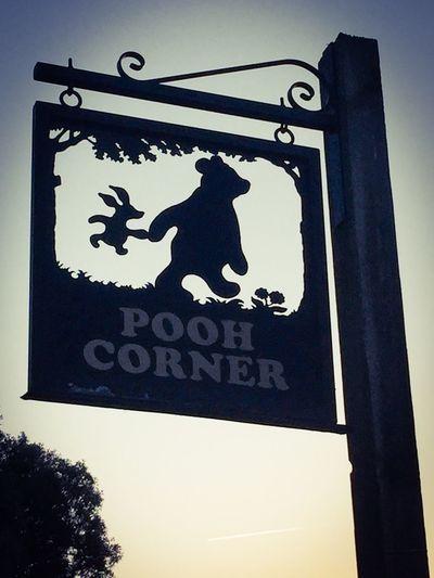 Pooh Corner Books Winnie The Pooh  Christopher Robin  Pooh Sticks Children's Stories Childhood Fiction