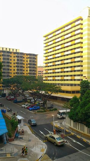 Singapore- Jalan Kukoh housing estate Snapseed Residential Building Building Exterior Architecture Smartphonephotography Architecturephotography Sonyxperiaphotography Mobilephotography