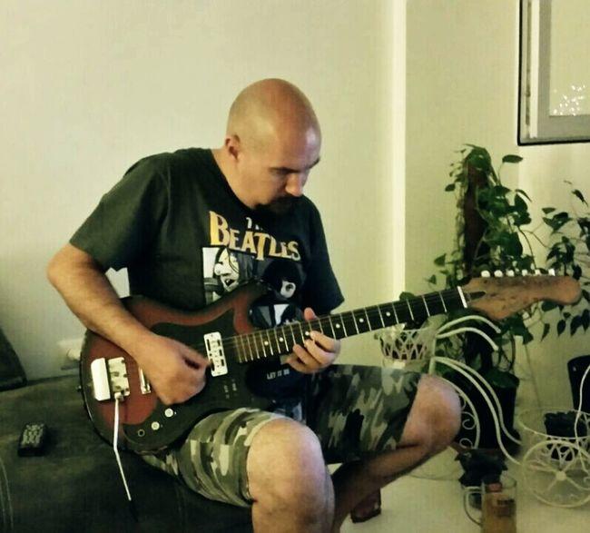 My Guitars Rock'n'Roll The Beatles Abbeyroad