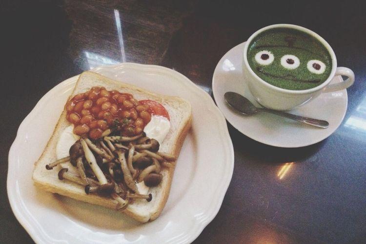 Cafe? First Eyeem Photo