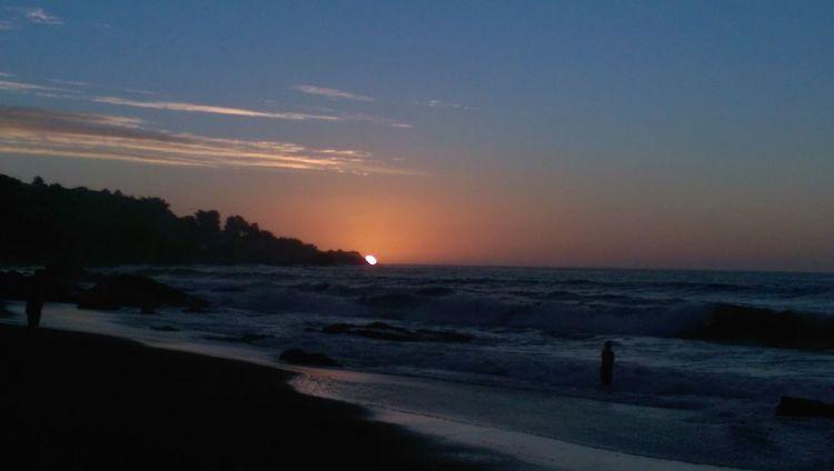 First Eyeem Photo Sea And Sky Sunset Beach Photography Beach
