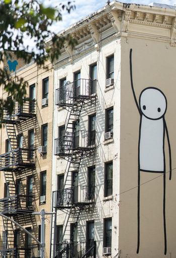 Graffiti Ladder