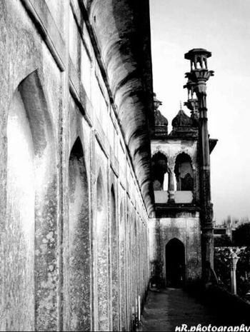 Geometric Shapes Imambada Nawab Culture Of Lucknow