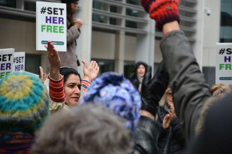 Set Her Free on