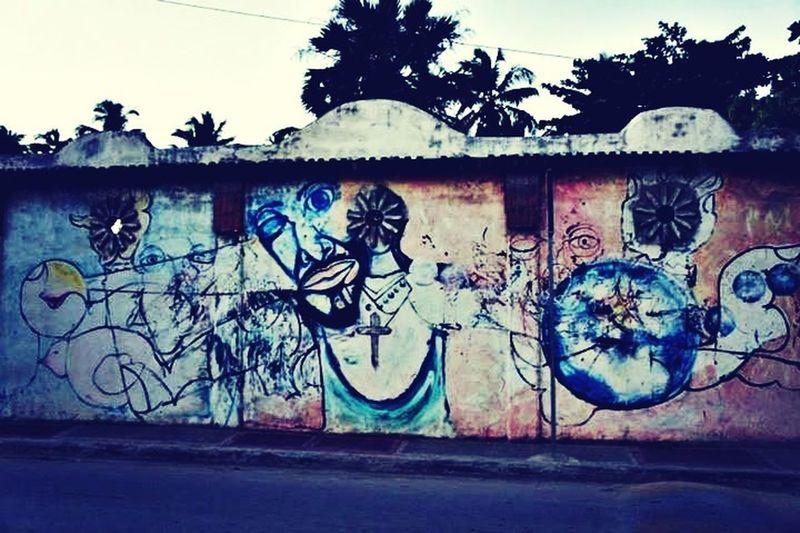 Traveling Streetart